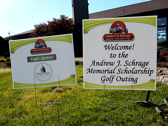 2017 AJS Outing & Hannah